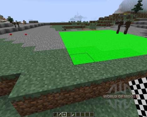 MineChess [1.7.2] для Minecraft