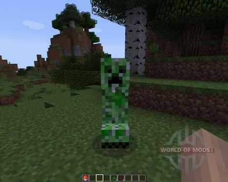 Pokeball [1.7.2] для Minecraft