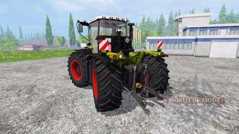 CLAAS Xerion 3300 TracVC [washable] v2.0 для Farming Simulator 2015