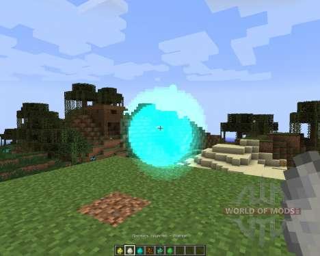 Touhou Items [1.7.2] для Minecraft