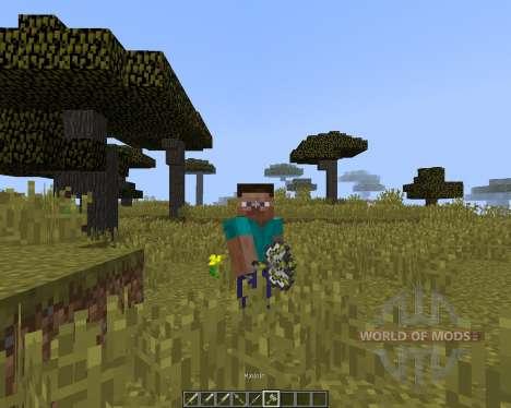 The Shadox Legend Set для Minecraft