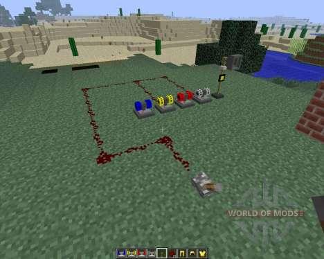 Mcrafters Siren [1.6.4] для Minecraft