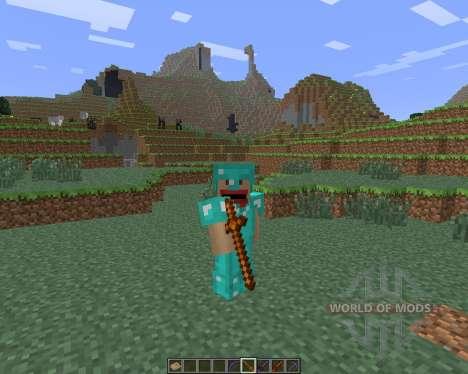 Tinkers Construct [1.6.4] для Minecraft