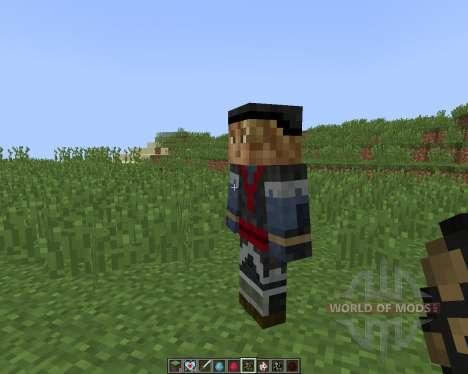 Frozencraft [1.8] для Minecraft