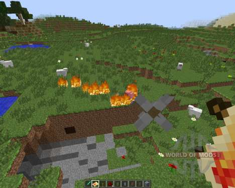 Spellbound [1.7.10] для Minecraft