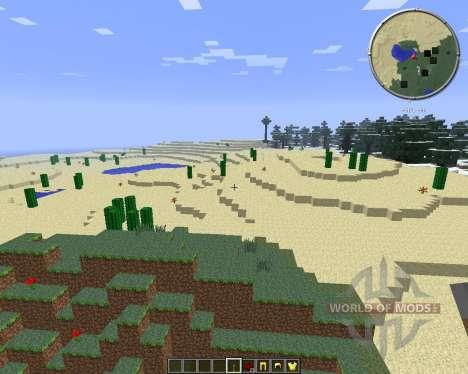 Скачать VoxelMap для Minecraft 1.8.9 - 100traf.ru