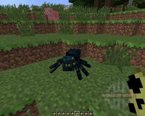 Kwasti Bust Monsters [1.6.4] для Minecraft
