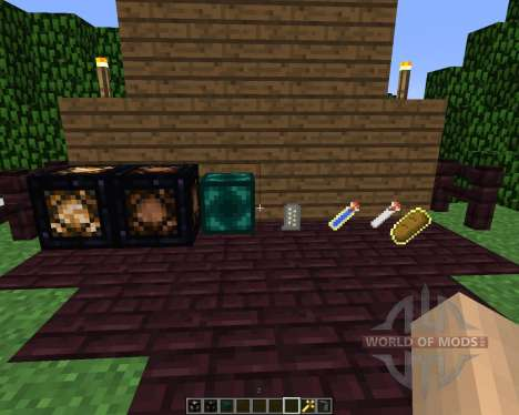 Xenos Reliquary [1.5.2] для Minecraft