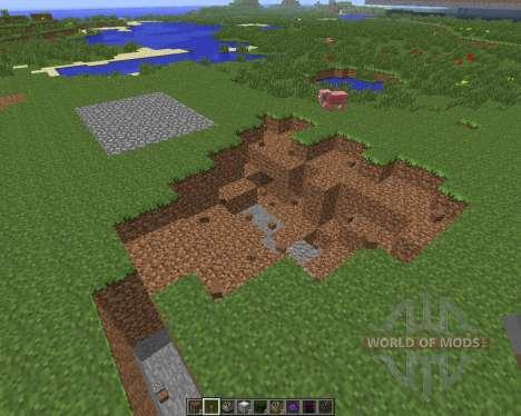 Explodables [1.6.4] для Minecraft