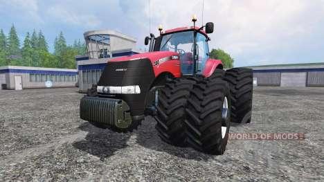 Case IH Magnum CVX 320 Dynamic8 для Farming Simulator 2015