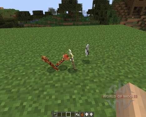 Elemental Witch [1.7.2] для Minecraft
