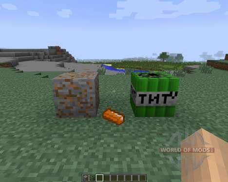 Ultimate TNT [1.7.2] для Minecraft