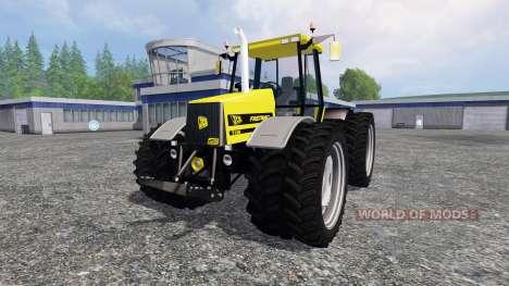 JCB 2150 Fastrac для Farming Simulator 2015