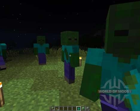 Slime Dungeons [1.6.4] для Minecraft