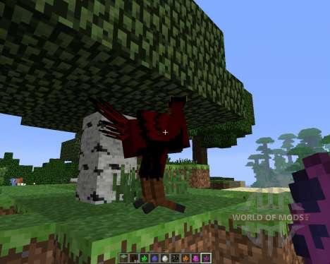ChocoCraft [1.5.2] для Minecraft