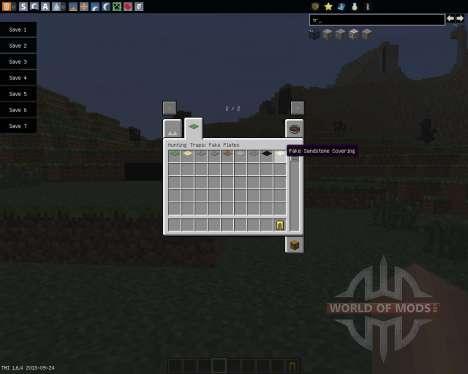 Hunting Traps [1.6.4] для Minecraft
