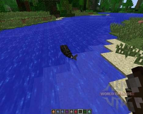 Fantastic Fish [1.6.4] для Minecraft