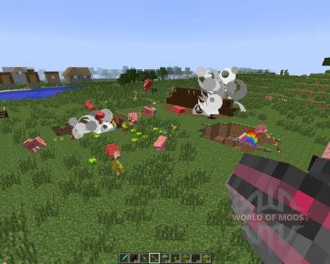 Trail Mix [1.7.10] для Minecraft