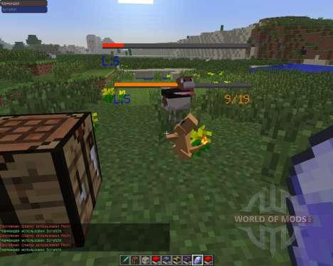 Pokecube [1.6.4] для Minecraft