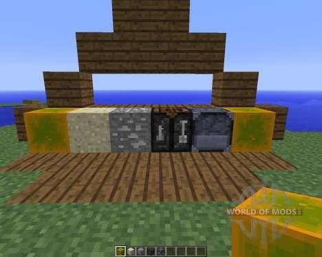 Food Plus [1.5.2] для Minecraft