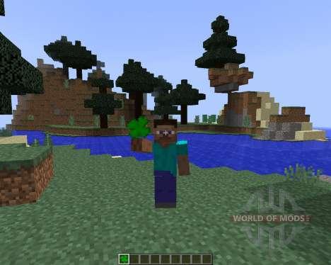 Magic Clover [1.8] для Minecraft