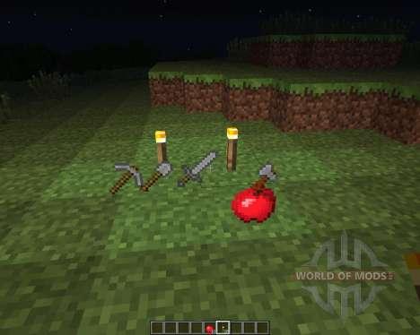 Starting Inventory [1.6.4] для Minecraft