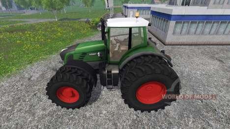 Fendt 936 Vario v1.2 для Farming Simulator 2015