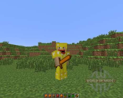 Carrot Dimension [1.6.4] для Minecraft