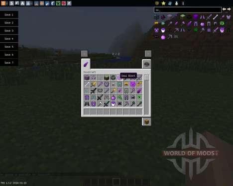 SoulCraft [1.7.2] для Minecraft