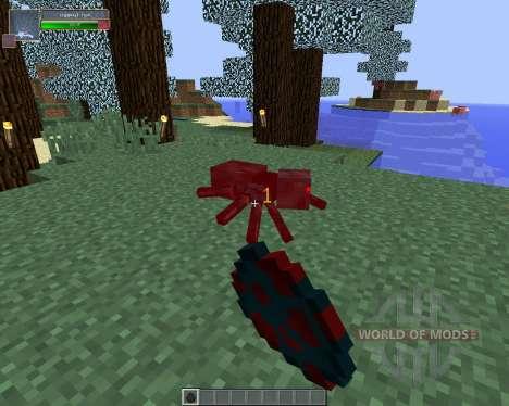 Damage Indicators [1.8] для Minecraft