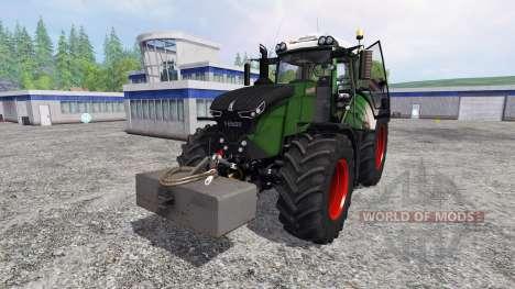 Fendt 1050 Vario [fixed] для Farming Simulator 2015