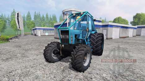 МТЗ-82 лесной для Farming Simulator 2015
