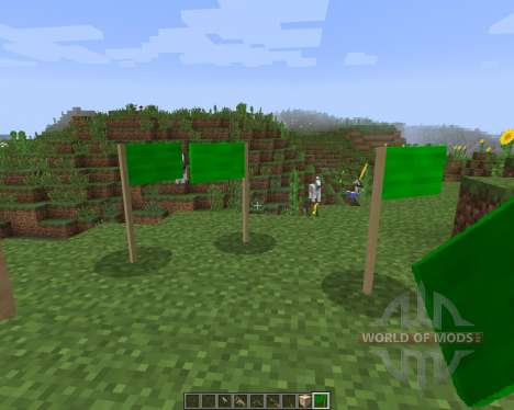 Airsoft [1.7.2] для Minecraft