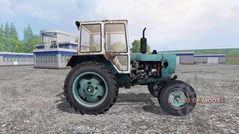 ЮМЗ-6КЛ для Farming Simulator 2015