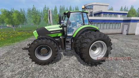 Deutz-Fahr Agrotron 7250 v1.1 для Farming Simulator 2015