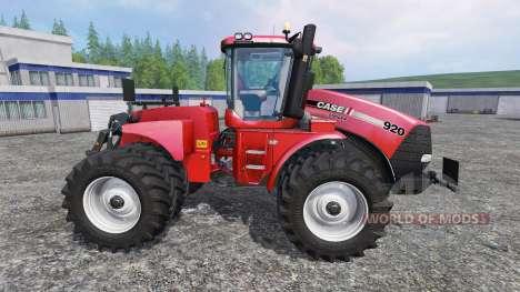 Case IH Steiger 920 v3.0 для Farming Simulator 2015