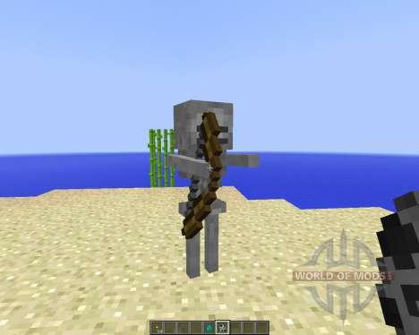 Zombie Sunscreen [1.8] для Minecraft