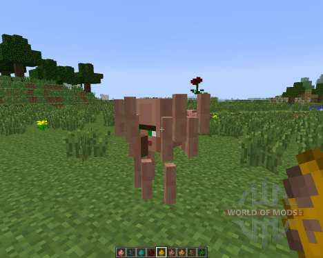 Weird Things [1.7.10] для Minecraft