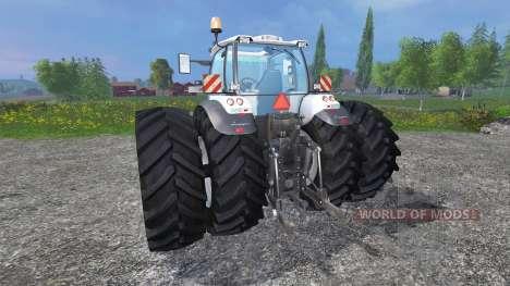Lamborghini R7.220 v4.0 для Farming Simulator 2015