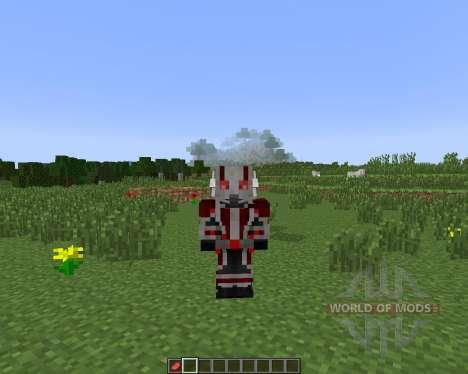 AntMan [1.7.10] для Minecraft