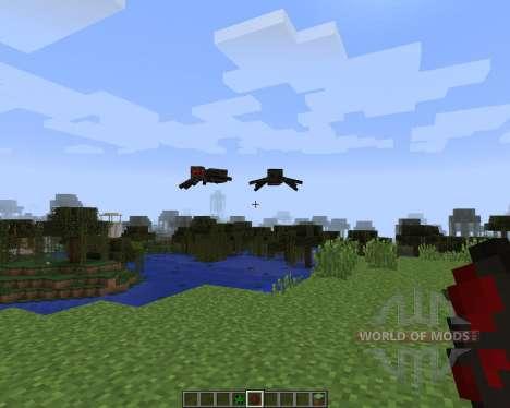 Fus Ro Dah Skyrim [1.7.2] для Minecraft