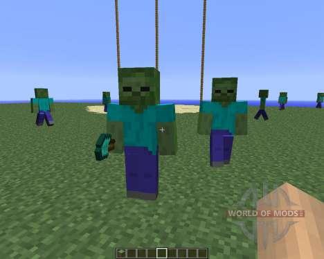 Walking Dead [1.5.2] для Minecraft