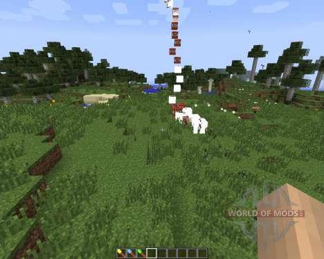 PowerItems (TNT Attacks) [1.7.2] для Minecraft