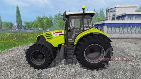 CLAAS Axion 850 v2.0 для Farming Simulator 2015