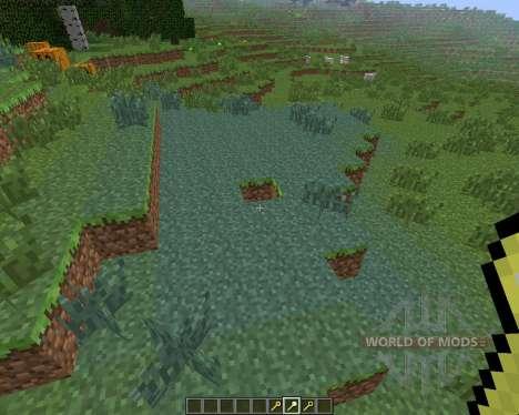 Biome Wand [1.6.4] для Minecraft