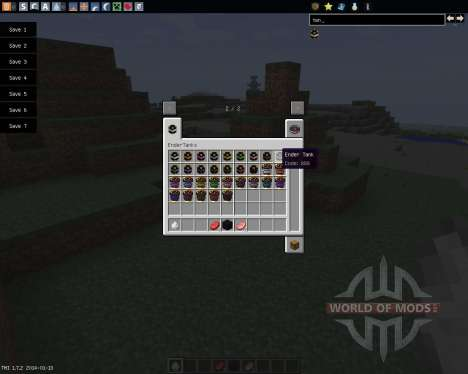 Ender Tanks [1.7.2] для Minecraft