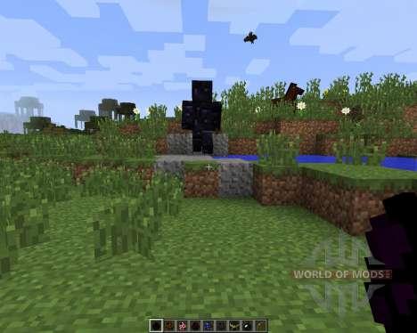 Obsidian Realm [1.7.2] для Minecraft