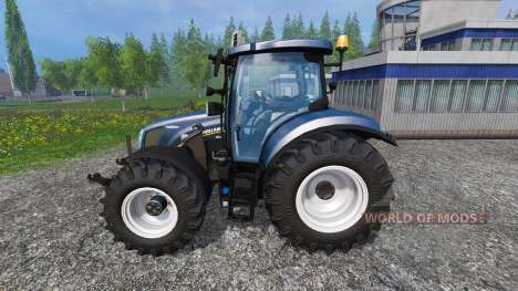 New Holland T6.160 Blue Power v2.0 для Farming Simulator 2015