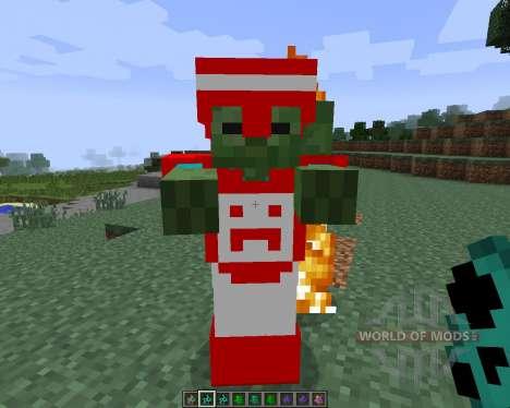 Plants vs Zombies [1.7.2] для Minecraft