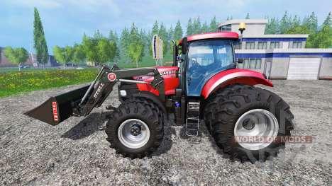 Case IH Puma CVX 230 v4.0 TwinWheels Frontloader для Farming Simulator 2015